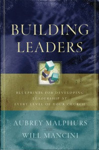 Malphurs-Building-Leaders