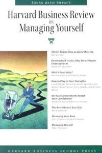 HBR_managing_yourself
