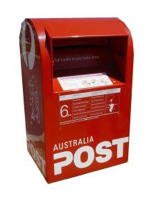 australia-post-box